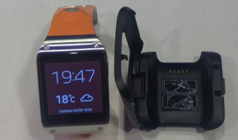 Samsung's Galaxy Gear is a Pricey Companion for Your Phone
