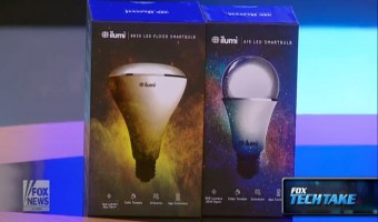 A Light Bulb that Doubles as a Bluetooth Speaker?