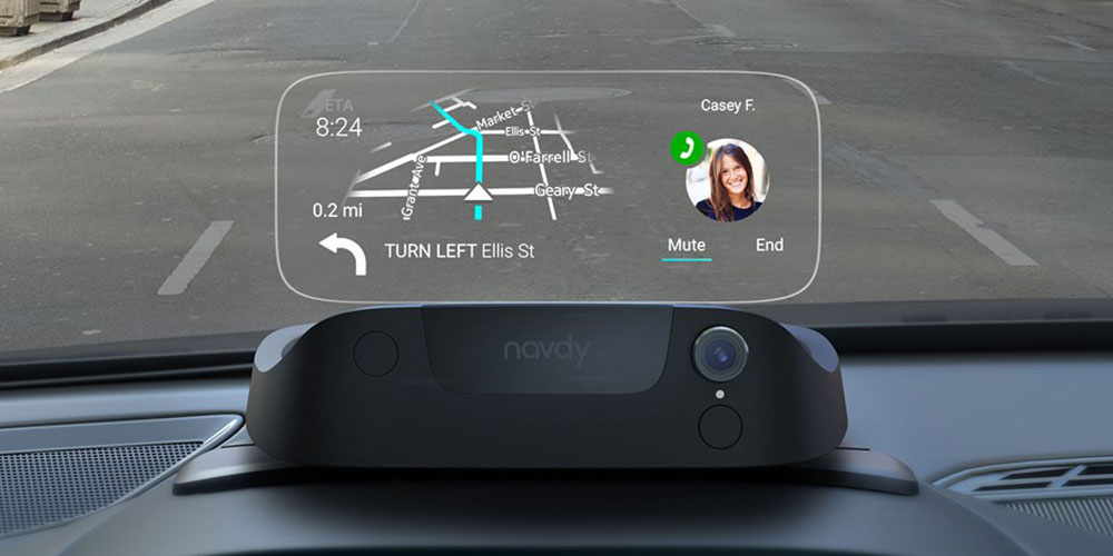 Want Lane Assist and Other Fancy Tech in Your Old Car? There's an App for That...