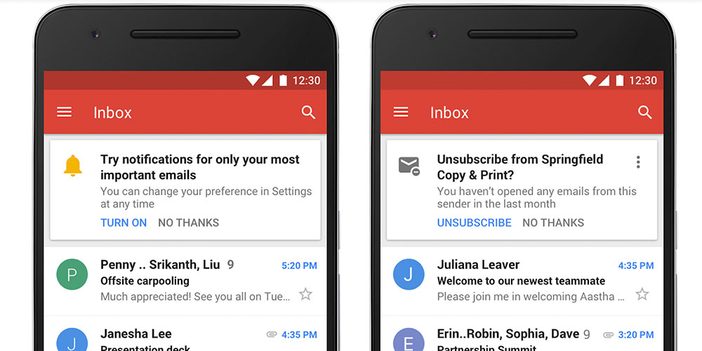 Everything You Need to Know About Gmail's New Upgrades